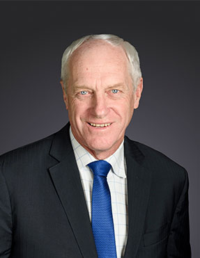 John Barry, Trilogy Funds Executive Director