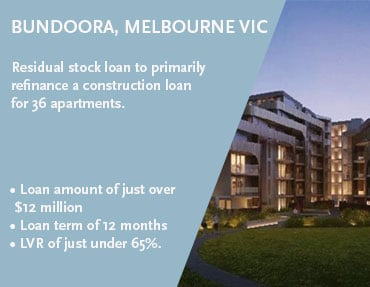 Bundoora Loan Case Study