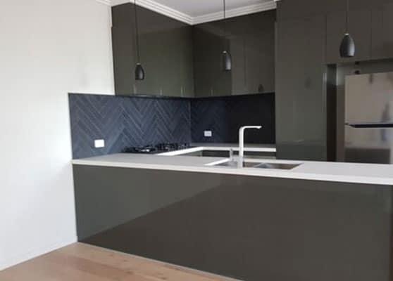Kelvin grove loan kitchen