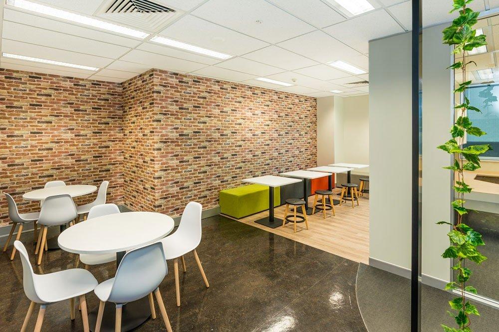 Milton Office Trust Interior