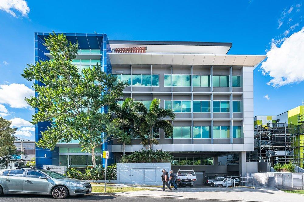 Milton Office Trust Exterior
